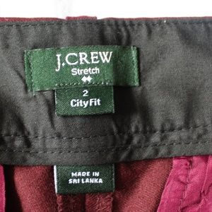 J. Crew Pants - J. Crew Wool City Fit Pants Size 2